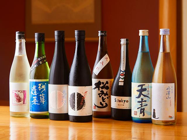 関内天七|おすすめの酒|神奈川県の地酒